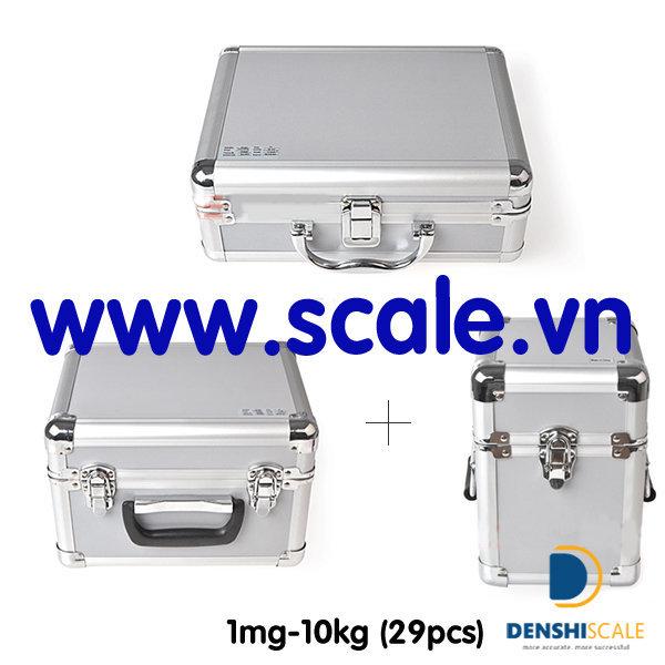 Bộ quả chuẩn F1 1mg-10kg