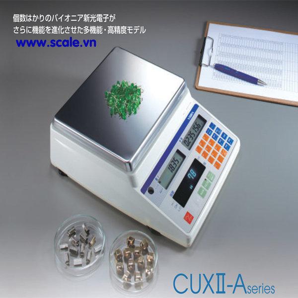 Cân điện tử đếm Cux II Vibra